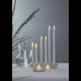LED galda sveces svētku vakariņām