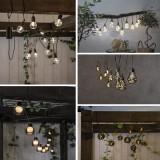 Terases LED virtenes