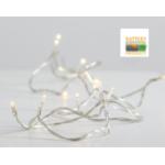 LED virtenes ar baterijām