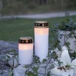 LED Kapu Sveces