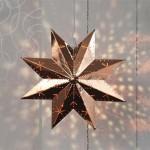 Metāla Zvaigznes ar E14 patronu