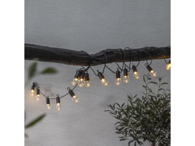 Kā dekorēt interjeru izmantojot LED virtenes