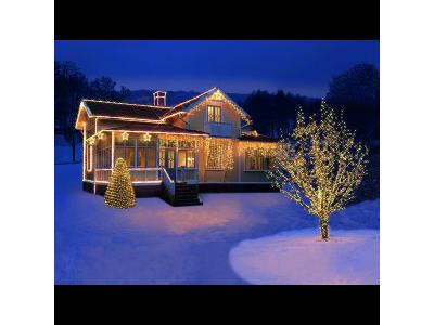 Āra LED virteņu – sistēmu uzstādīšana