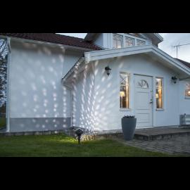 LED Āra lāzera projektors 6W 20x24cm Ledlight 486-32