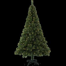LED Ziemassvētku dekoratīvā eglīte ar lampiņām 4,68W 120x210cm Ottawa 609-01