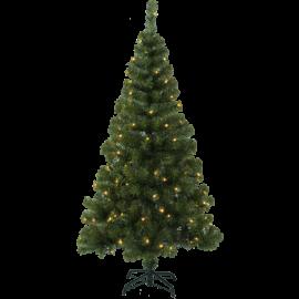 LED Ziemassvētku dekoratīvā eglīte ar lampiņām 3,6W 80x150cm Ottawa 609-03