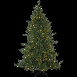 LED Ziemassvētku dekoratīvā eglīte ar lampiņām 6W 120x180cm Larvik 270 608-64