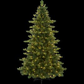 LED Ziemassvētku dekoratīvā eglīte ar lampiņām 8,4W 130x210cm Larvik 360 608-65