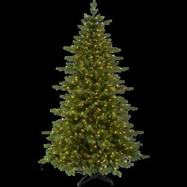 LED Ziemassvētku dekoratīvā eglīte ar lampiņām 10,8W 136x210cm Larvik 600 608-66