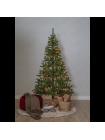 LED Ziemassvētku dekoratīvā eglīte ar lampiņām 2,79W 118x210cm Alvik 609-25