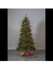 LED Ziemassvētku dekoratīvā eglīte ar lampiņām 15W 130x210cm Minnesota 608-61