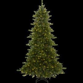 LED Ziemassvētku dekoratīvā eglīte ar lampiņām 8,4W 158x250cm Minnesota 608-63