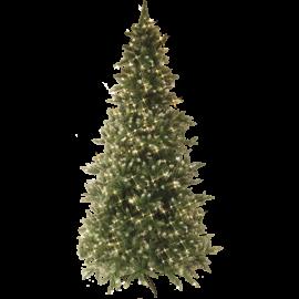 LED Ziemassvētku dekoratīvā eglīte ar lampiņām 9,9W 130x225cm Vancouver 608-60