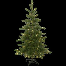 LED Ziemassvētku dekoratīvā eglīte ar lampiņām 2,16W 106x180cm Visby 606-08
