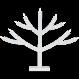 Svečturis uz statīva balts 27W 64x51cm Grene 644-22