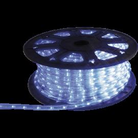 Lampiņu virtene lente zila 1620 LED 135W 4500cm Ropelight reel 565-03