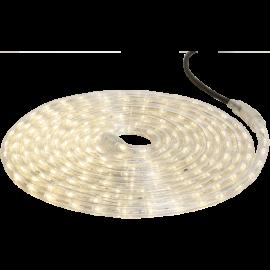 Lampiņu virtene balta 216 LED 9W 600x1,2cm Ropelight flex led 562-01