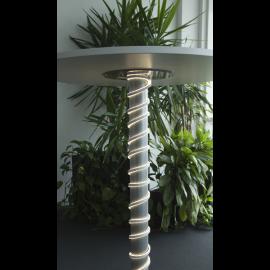 Lampiņu virtene balta 360 LED 3800K 24W 600x0,7cm Neoled 563-21