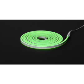 Lampiņu virtene zaļa 480 LED 11,8W 500x0,6cm Flatneon 563-34