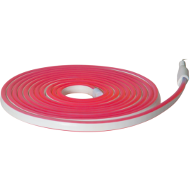 Lampiņu virtene sarkana 480 LED 11,8W 500x0,6cm Flatneon 563-35