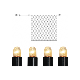 LED Diožu Virtene Melna 300cm 192 LED Lampiņas 484-35