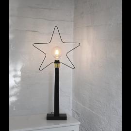 Dekoratīvā Elektriskā Zvaigzne uz Statīva Ramsvik 296-10