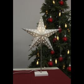 Dekoratīvā Elektriskā Zvaigzne uz Statīva Leo 233-11