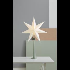 Dekoratīvā Elektriskā Zvaigzne uz Statīva Paint Greenway 243-23