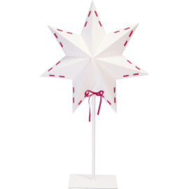 Dekoratīvā Elektriskā Zvaigzne uz Statīva Vira 236-62