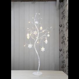 LED Gaismas dekors koks balts 0,81W 40x100cm Decora 860-70
