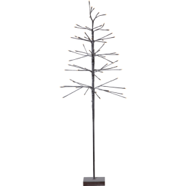 LED Dekoratīvais koks brūns 1,5W 58x150cm Snowfrost tree 584-71