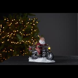 LED Ziemassvētku gaismas dekors uz baterijām 0,03W 26x21cm Merryville 992-28