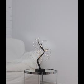 LED Gaismas dekors koks ar lampiņu virtenēm 0,63W 25x40cm Willy 860-42