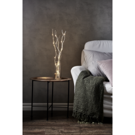 Gaismas dekors koks ar LED lampiņām balts 1,44W 8x60cm Willow dewdrop 584-32