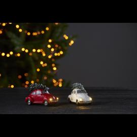 LED Ziemassvētku gaismas dekori uz baterijām 12gab. 14x10,5cm Merryville 990-99-86