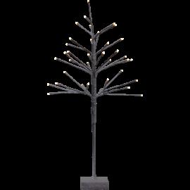 LED Dekoratīvais koks brūns 1,5W 46x90cm Snowfrost tree 584-70