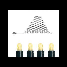 LED Diožu Virtene Melna 300cm 194 LED Lampiņas 484-33
