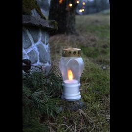 LED Kapu Sveces uz Baterijām Komplekts 066-99-48