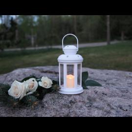 Kapu Svece LED uz Baterijām Serene 064-54