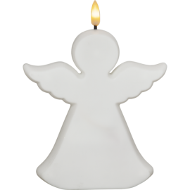 LED Memorial Candle Flamme Angel