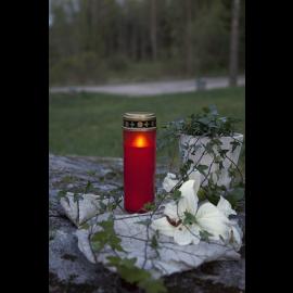 Kapu Svece LED uz Baterijām Serene 064-83