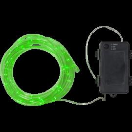 Lampiņu virtene zaļa 100 LED C 6,2W 500cm Tuby 857-22