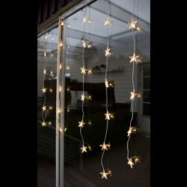 LED Virtene Dimmējamā Balta 90cm 30 LED Lampiņas 495-72