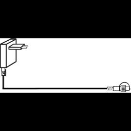 LED Virtenes Starteris Caurspīdīga 495-07-CH
