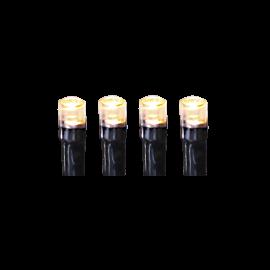 LED Virtene Dimmējamā Melna 1000cm 100 LED Lampiņas 495-17-CH