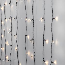 Curtain Lights Serie LED Crispy Ice White 594-45