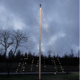 Flagpole Lights Serie LED Crispy Ice White 594-46