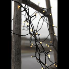 Ziemassvētku LED virtene Melna 700cm 120 LED Lampiņas 498-46