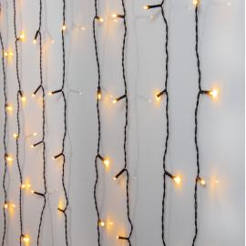 Curtain Lights Serie LED Golden Warm White 594-24
