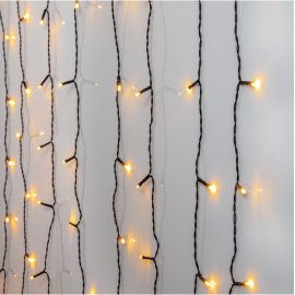 Curtain Lights Serie LED Golden Warm White 594-25
